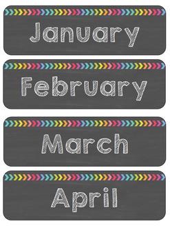 Calendar Mega Pack
