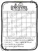 Calendar Monthly Activities Color and Black and White