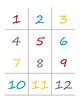 Calendar Months Days Dates