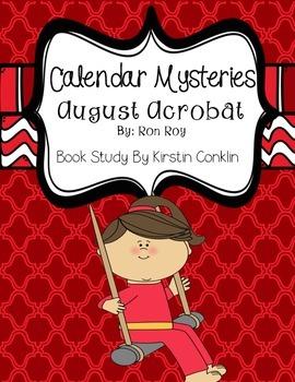 Calendar Mysteries August Acrobat