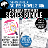 Calendar Mysteries Novel Study Bundle