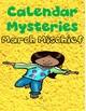 Calendar Mysteries Bundle - January Joker, February Friend and March Mischief