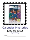 Calendar Mysteries January Joker Book Study