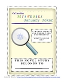 Calendar Mysteries January Joker ~ Ron Roy ~ Novel Study