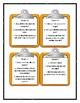 Calendar Mysteries JUNE JAM - Discussion Cards