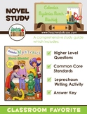 Calendar Mysteries March Mischief {Novel Study & Leprechaun Writing Activity}