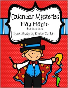 Calendar Mysteries May Magic