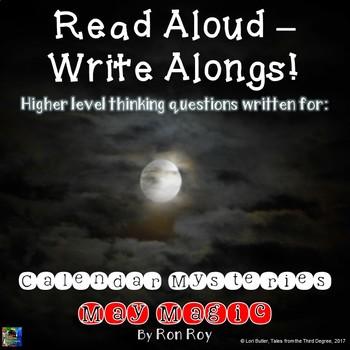 Calendar Mysteries, May Magic Read Aloud Write Along