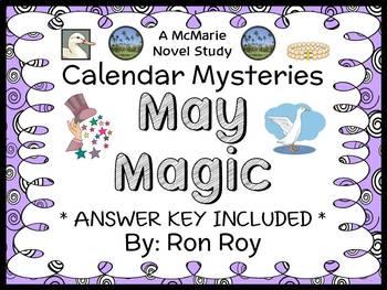 Calendar Mysteries: May Magic (Ron Roy) Novel Study / Reading Comprehension