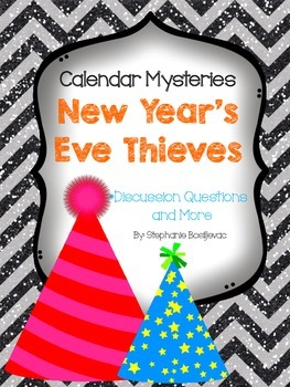 Calendar Mysteries New Year's Eve Thieves