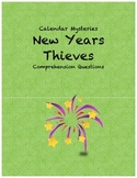 Calendar Mysteries New Years Thieves Comprehension questions