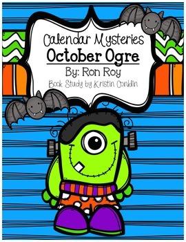 Calendar Mysteries October Ogre