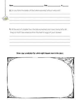 Calendar Mysteries October Ogre Comprehension Question Packet