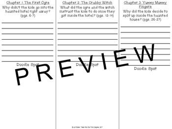 Calendar Mysteries, October Ogre Read Aloud Write Along