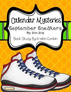 Calendar Mysteries September Sneakers