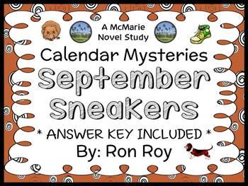 Calendar Mysteries: September Sneakers (Ron Roy) Novel Stu