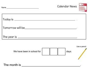 Calendar News