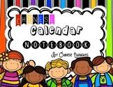 Calendar Notebook Chinese Version
