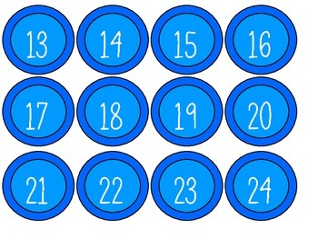 Calendar Number