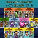 Calendar Number or VIPKID number cards 1-31 Bundles