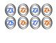 Calendar Number Buttons (Pete buttons)