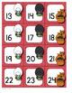 Calendar Number Cards Nursery Rhyme Theme