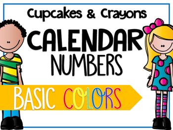Calendar Numbers BASICS