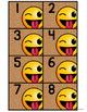Calendar Numbers: Emoji