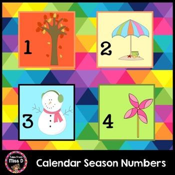 Calendar Seasons
