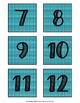 Calendar Numbers and Holidays {Editable}