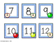 Calendar Numbers with Apple Theme