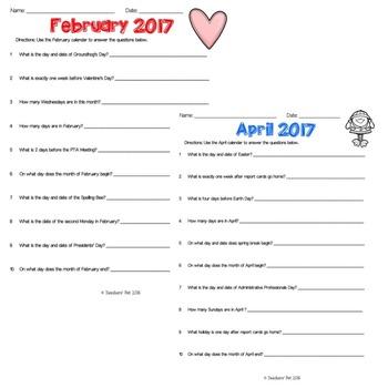 Analyzing a Calendar Practice: 2016-2017