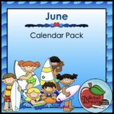 Calendar Pack | June