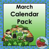 Calendar Pack | March