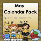 Calendar Pack | May