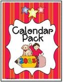 Calendar Packet 2015