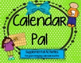Calendar Pal {Calendar Kit and Journal for Your Everyday Routine}