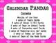 Calendar - Pandas