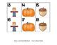 Kindergarten Calendar Pattern Pieces Set 1 (August - January)