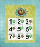 Calendar Piece Patterning AABB March