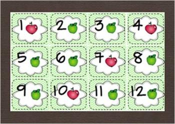 Calendar Piece Patterning ABB AppleTheme