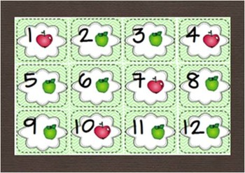 Calendar Piece Patterning ABB AppleTheme