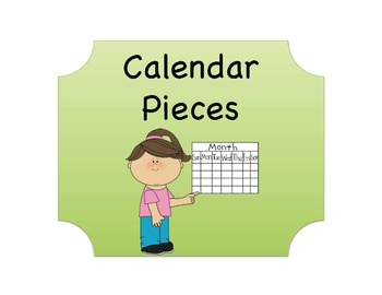 Calendar Pieces for the Year