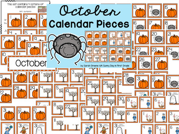 Calendar Pieces ALL YEAR LONG!