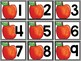Calendar Pieces {Apple Themed}