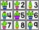 Calendar Pieces {Cactus Themed}