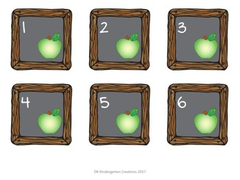 Calendar Pieces Chalkboard Style - Growing Bundle
