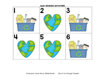 Calendar Pieces for First Grade Set 2 - February - July