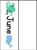Calendar Pieces for June