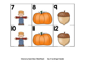 Calendar Pattern Pieces for Kindergarten - Entire Year Bundle!